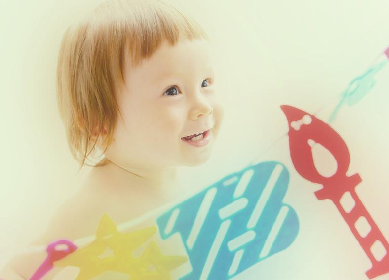上の子が1歳の時に撮影をお願いして早や4年